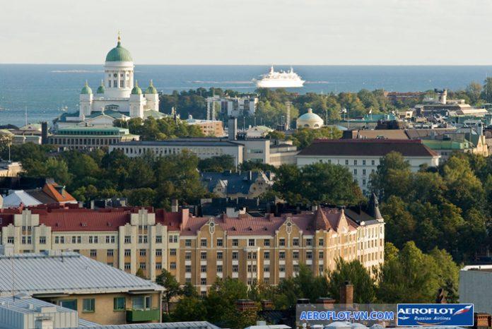 Thành phố Helsinki