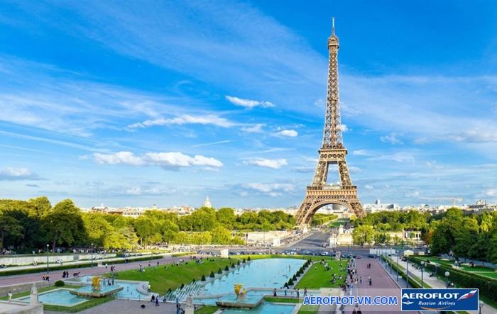 Tháp Eiffel, biểu tượng của Paris