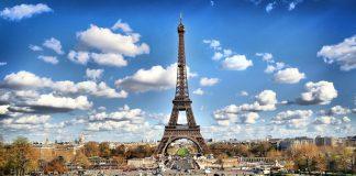 Tháp Eiffel - biểu tượng nước Pháp