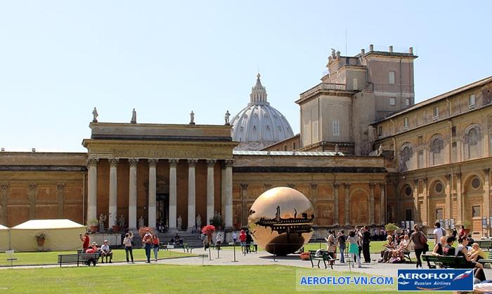 Viện Bảo tàng Vatican