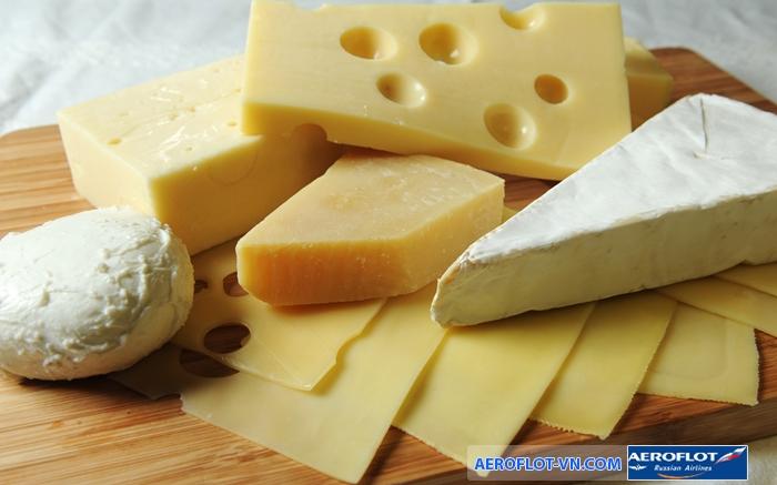 Phomat là một phần quan trọng không thể thiếu trong bữa ăn của người Thụy Sĩ
