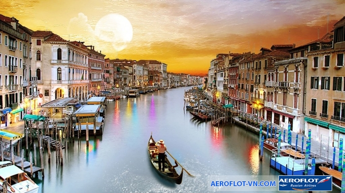 Venice xinh đẹp