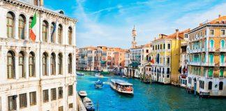 Kênh Grand - VeniceKênh Grand - Venice