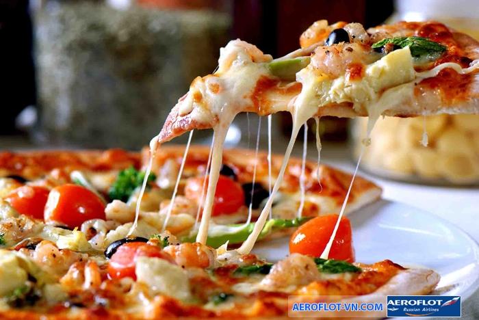 Pizza Úc