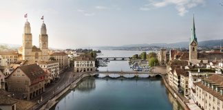 Thành phố Zurich