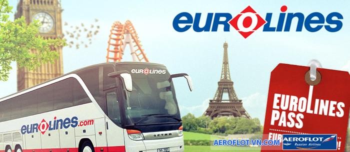 Thẻ Eurolines pass giúp đi bus xuyên châu Âu giá rẻ và tiện lợi