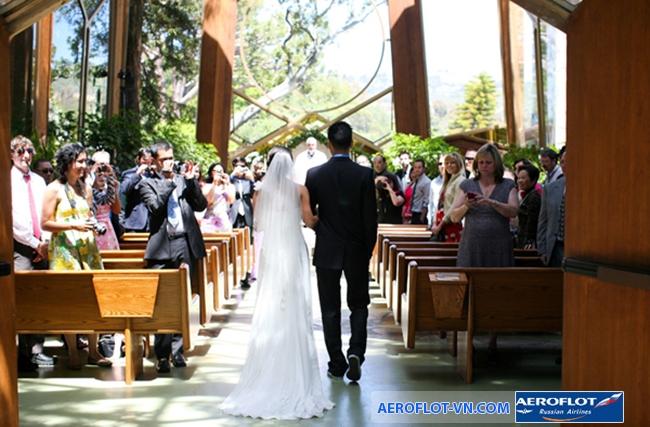 Một lễ cưới truyền thống ở Nga thường diễn ra trong khoảng 2 - 3 ngày