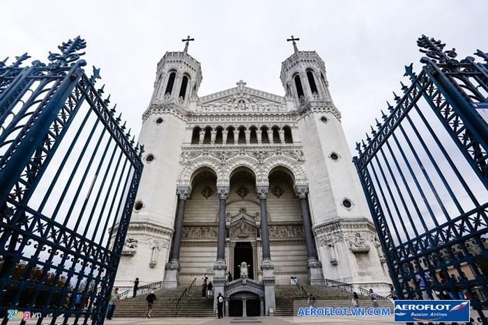 Nhà thờ Đức bà Fourvière