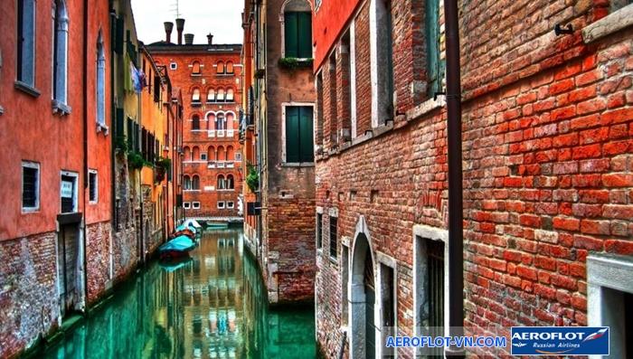 Venice mang vẻ đẹp cổ kính hớp hồn du khách