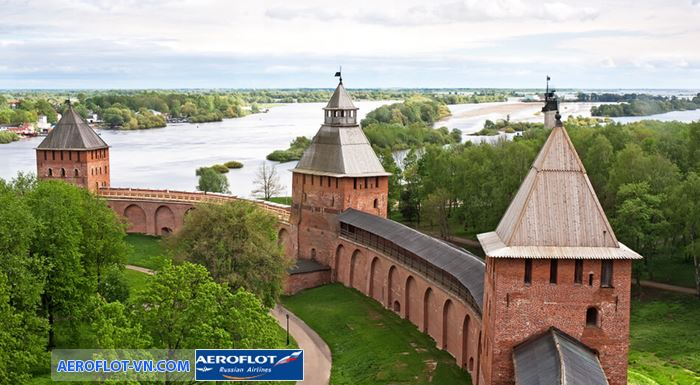 Thành phốVeliky Novgorod
