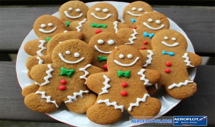 Bánh quy gừng truyền thống