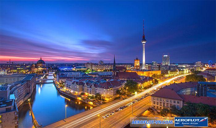 Đến Berlin Đức