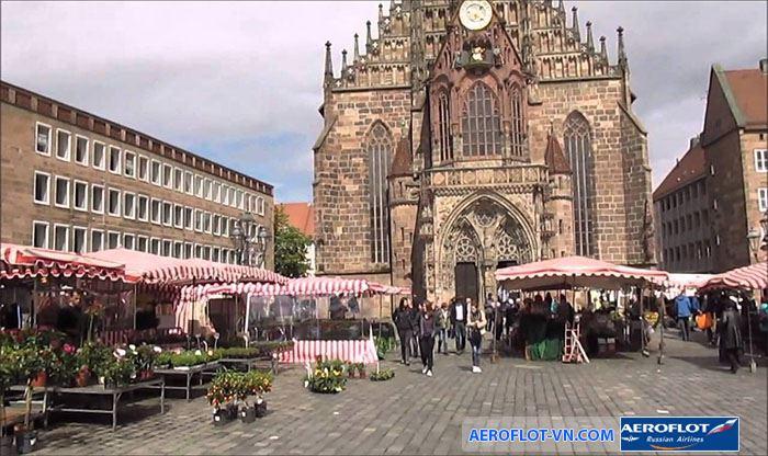 Ghé thăm Nuremberg