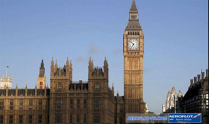 Tháp đồng hồ Big Ben lớn nhất thế giới