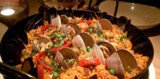 Paella Habana - Tinh hoa ẩm thực của Cuaba