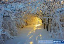Vẵng cảnh mùa đông tuyệt đẹp của 1 số nước ở Châu Âu
