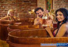 Trải nghiệm dịch vụ tắm bia hấp dẫn tại 6 spa nổi danh ở Cộng hòa Sec