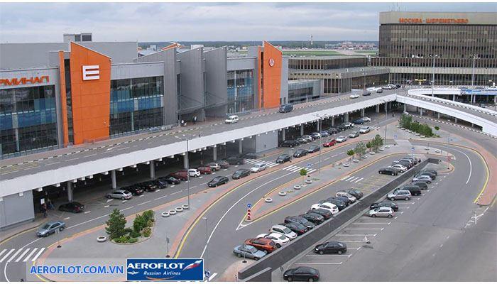 Sân bay Sheremetyevo là sân bay lớn thứ 2 tại Châu Âu