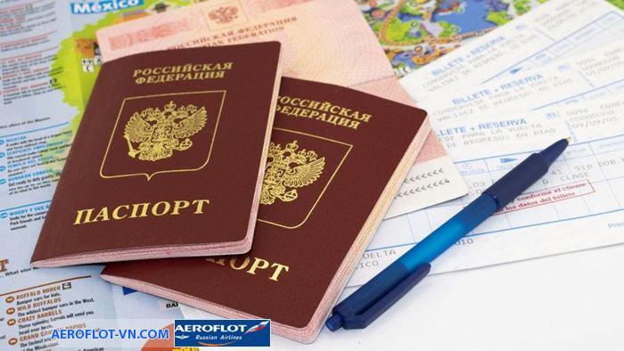 Kinh nghệm xin visa du lịch Nga