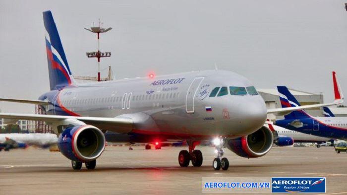 Sân bay quốc tế Domodedovo là điểm cất hạ cánh của hãng hàng không Aeroflot