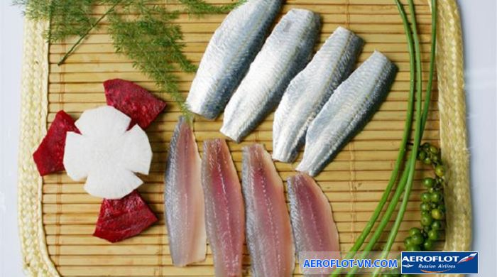 Cá trích sống đảm bảo dinh dưỡng