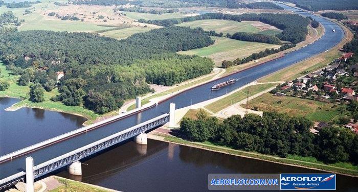 Cây cầu nước Haverud, Thụy Điển