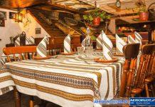 Nhà hàng tại Kiev, Ukraine