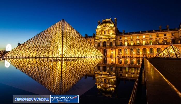 Cung điện - Bảo tàng Louvre