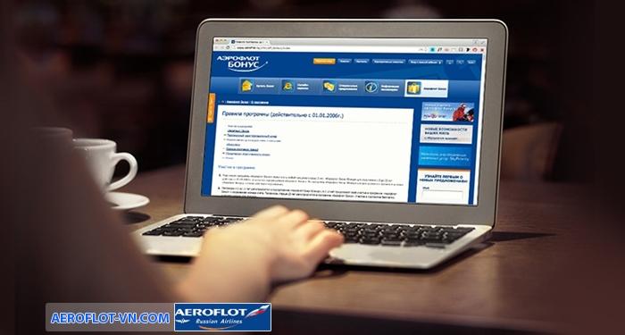 Thay đổi vé Aeroflot