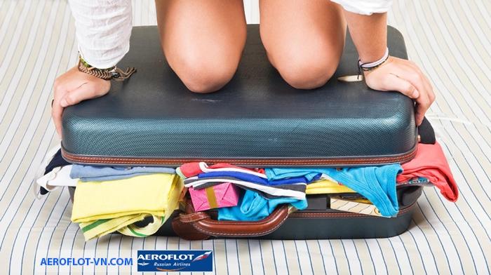 Hành lý quá cước vượt quá trọng lượng