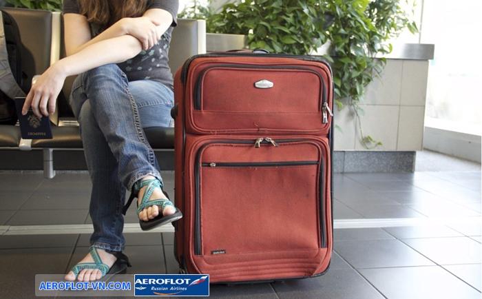 Quy định chung về hành lý xách tay Aeroflot