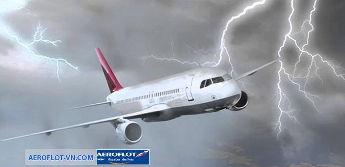phi công luôn tránh Vùng nhiễu động không khí