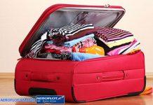 """có vài """"Nguyên tắc"""" đóng gói hành lí khi đi máy bay"""