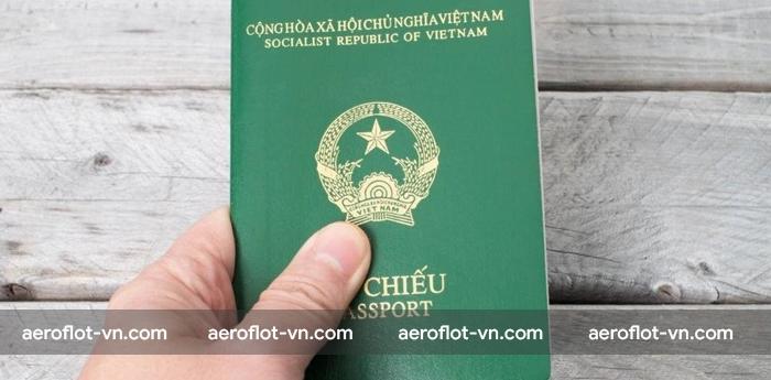 Hộ chiếu là giấy tờ bắt buộc khi nhập cảnh vào Nga