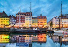 Copenhagen rực rỡ sắc màu