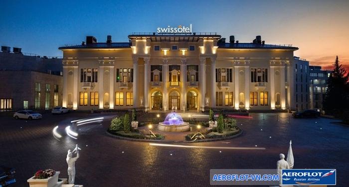 Resort Swissôtel Resort Sochi Kamelia rất được lòng du khách