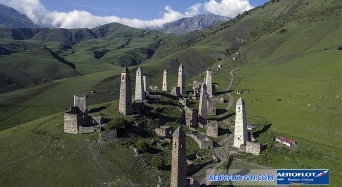 Nét hoang sơ bên trong Khu dự trữ sinh quyển Cascasus