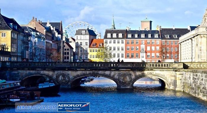 Copenhagen mùa nào cũng đẹp