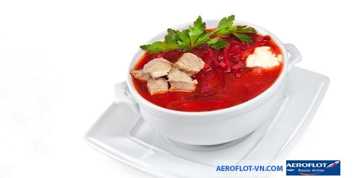 Soup củ cả đỏ đặc biệt tốt cho sức khỏe