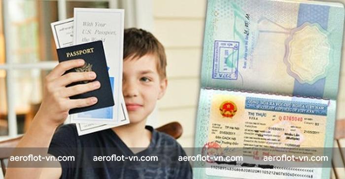 Hộ chiếu là giấy tờ bắt buộc cần phải có