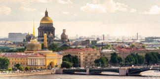 Saint Petersburg cổ kính và hiện đại