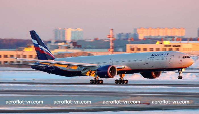 Aeroflot có những quy định cho việc bồi thường