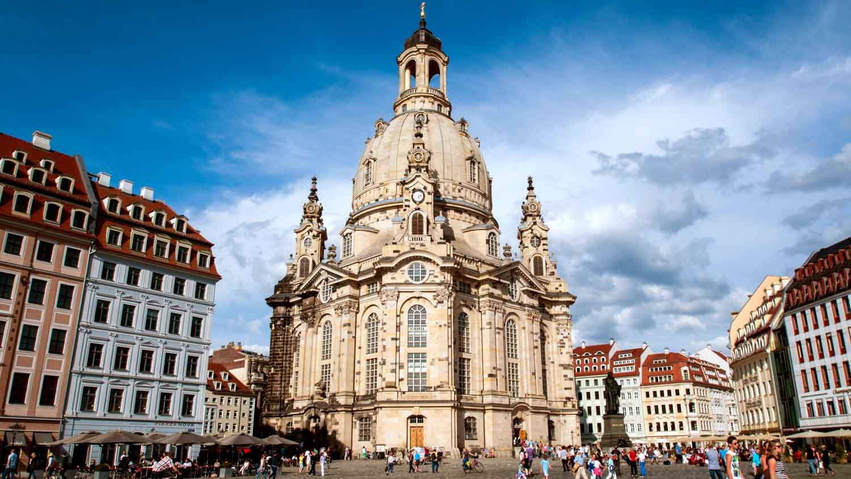Nhà thờ Đức Bà Frauenkirche