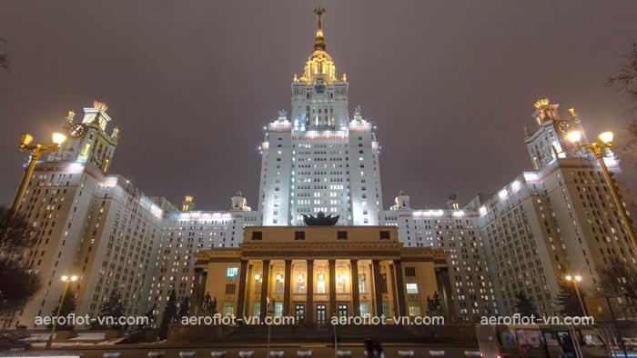 Trường đại học Quốc gia Moskava