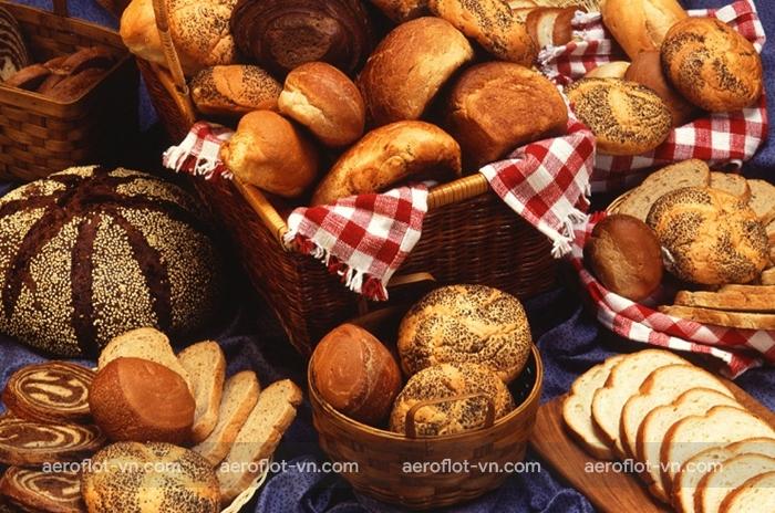 Ở đức có hơn 600 loại bánh mì khác nhau