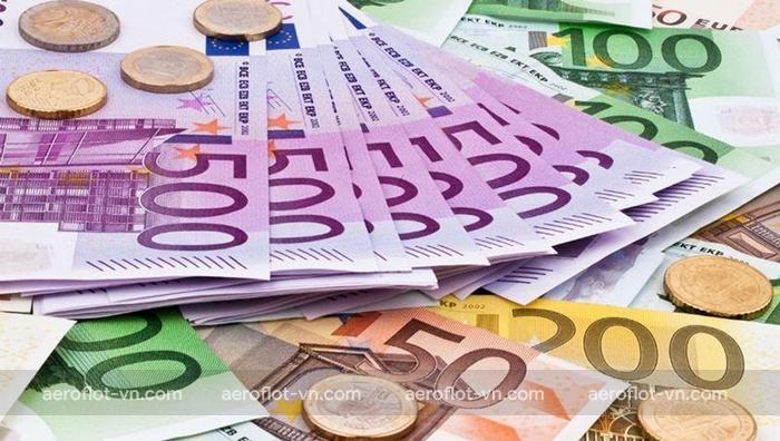 Ngoài tiền giấy ra thì tiền xu là một thứ không thể thiếu ở nước Đức